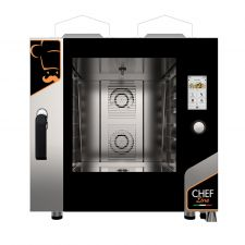 Touch Screen Electric Pastry Combi Oven CHF664TOP-GAS
