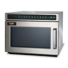 Profi Microwellengerät für Gastronomiebetriebe DEC18E