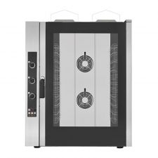 Commercial Gas Bakery Steam Convection Oven 10 Trays (60 x 40 cm) - Manual