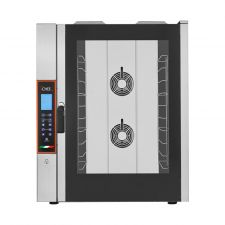 Commercial Gas Convection Bakery Oven  10 Trays (60 x 40 cm) with Steam - Touch Control