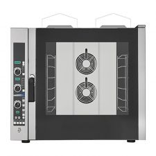 Commercial Gas Convection Bakery Oven  6 Trays (60 x 40 cm) - With Steam - Digital