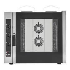 Commercial Gas Bakery Steam Convection Oven 6 Trays (60 x 40 cm) - Manual