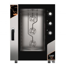 Commercial Manual Electric Oven For Restaurant CHF1021MCN