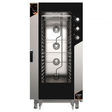 Commercial Manual Electric Oven For Restaurant CHF2011MCN