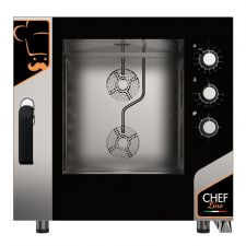 Commercial Manual Electric Oven For Restaurant CHF621MCN