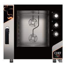 Four Électrique Professionnel Mécanique Pour Restaurant 6 Plaques CHF621MCN