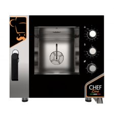 Commercial Manual Electric Restaurant Oven 5 1/1 Gn trays