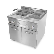 Commercial Electric Fryer 20EX7F17+17M