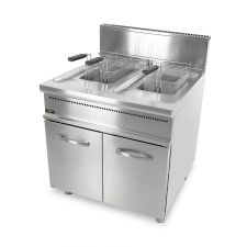Commercial Gas Fryer 20GXL13+13M
