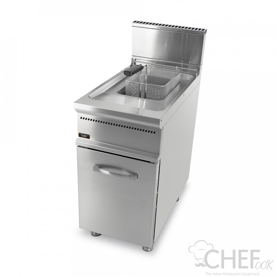 Commercial Gas Fryer 20GXL13M CHEFOOK