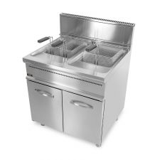 Commercial Gas Fryer 20GXL17+17M