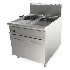 Commercial Gas Fryer 209XGL17+17M