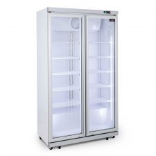 Refrigerated Display Case For Beverages 1050 Liters +1 / +10°C