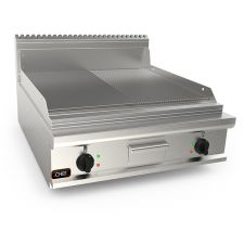 Catering Electric Griddle With Smooth/Grooved Double Plate 20EX9FM8B-2