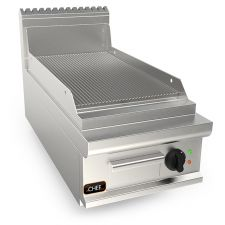 Catering Electric Griddle Grooved Plate 20EX9FR4B