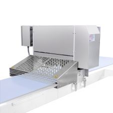 Electronic Dough Cutting Guillotine With Conveyor Belt 60 cm D CHEFOOK