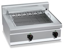 Commercial Electric Water Grill 70 cm/ 27,5 in Depth
