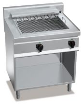 Commercial Electric Water Grill 70 cm / 27,5 in Depth