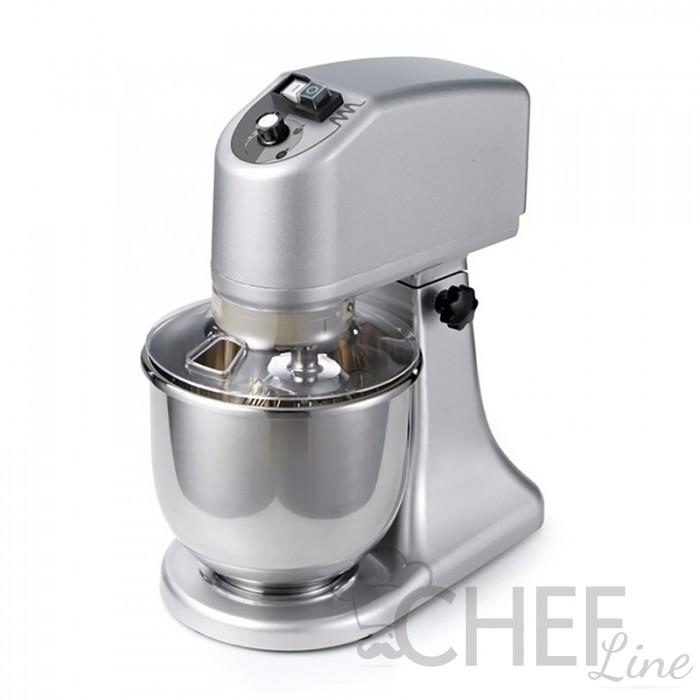 compact bakery planetary mixer 7 Litres