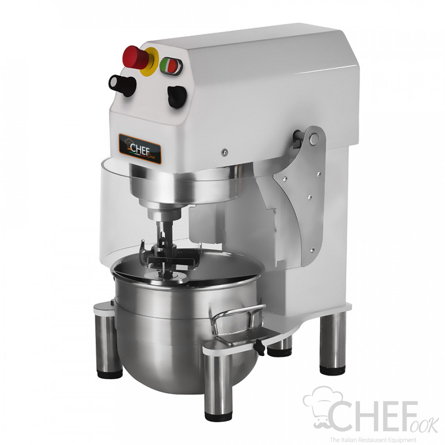 Compact Commercial Planetary Mixer 12 Litres CHPLD12