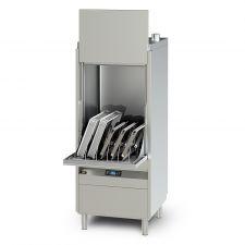 Lave-batterie professionnel, panier 60 x 67 cm