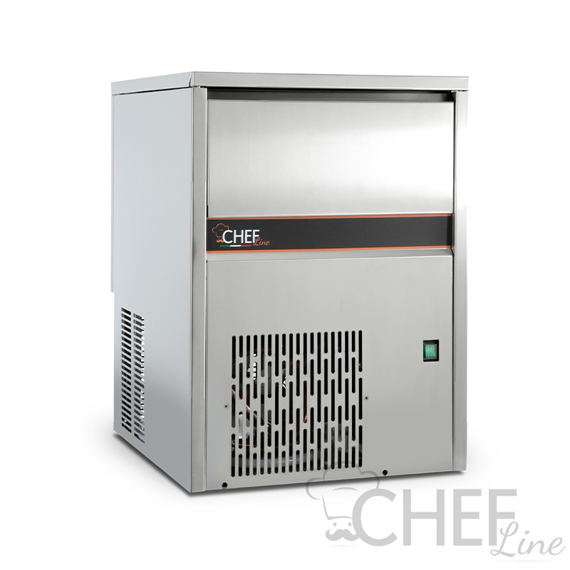 Granular Ice Machine 80 kg