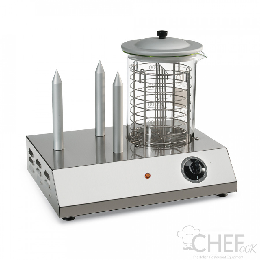 Commercial Hot Dog Machine