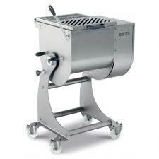 Double Shaft Meat Mixer 50 Kg Three-phase