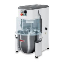 Countertop Commercial Planetary Mixer With Speed Variator - 10 Lt