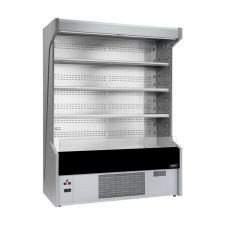 Multideck Fridge Cold Cuts, Beverages and Dairy Products Cervina +4°C/+6°C Depth 71 cm CHEFOOK