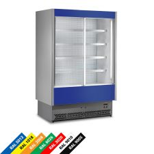 Multideck Display Fridge For Cold Cuts And Dairy Products