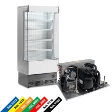Multideck Display Fridge For Cold cuts, Soft Drinks And Dairy Products