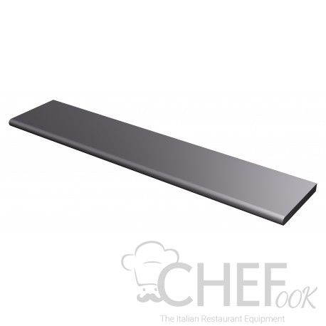 Stainless Steel Worktop For Display Fridge Counter chefook