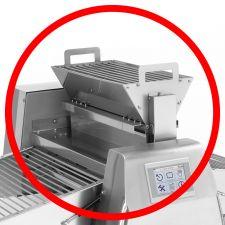 Automatischer Mehlstreuer aus Edelstahl für Band Ausrollmaschinen chefook