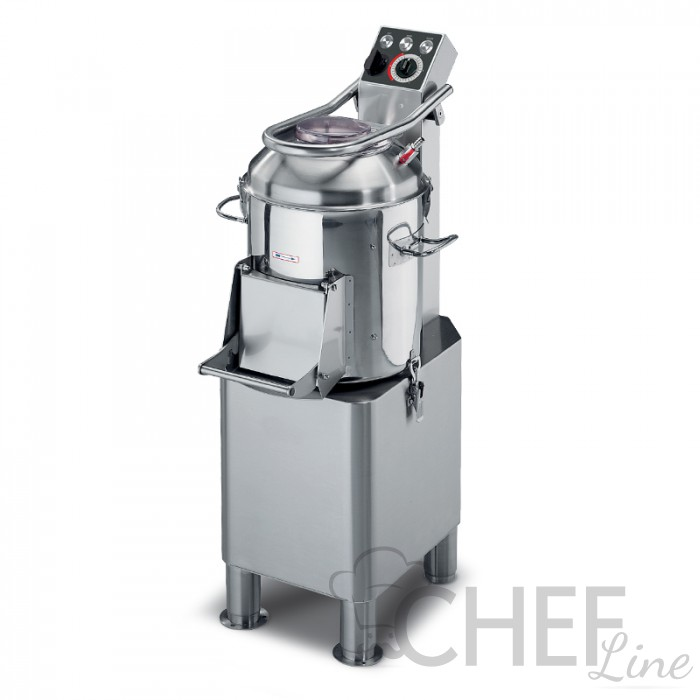 Electric Potato Peeler And Mussel Cleaning Machine 1 kg 10/20 lt