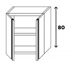 Commercial Stainless Steel Wall Cabinet