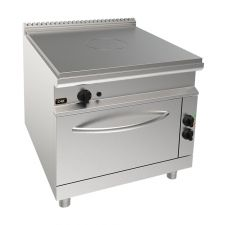 Solid Top Hob + Commercial Electric Oven 20GX9TP+FE