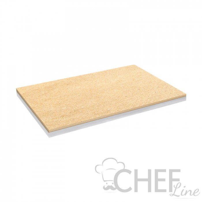43.5 x 35-cm Refractory Stone Shelf For Commercial Ovens
