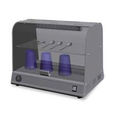 Horizontal UV Sterilizer With Shelves