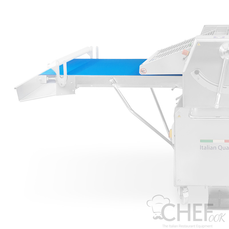 Ropanyl-Belt Blue for Dough Sheeter With Conveyor Belts chefook