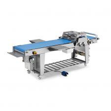 Dough Cutting Table With Belt Conveyor Depth 60 cm chefook