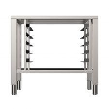 Tisch Aus Stahl AISI 430 + Stützen Für Backöfen CHTSD2T