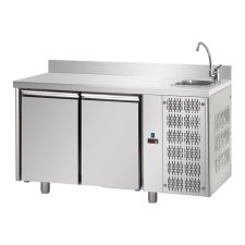 Kühltische 2 Türen TF02MIDGNLAL