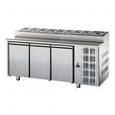 Kühltische Belegtisch 3 Türen TF03MIDGNSK
