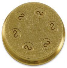 Nudelformschneider/Matrize 110 mm Für Casarecce / Strozzapreti 8,8 mm