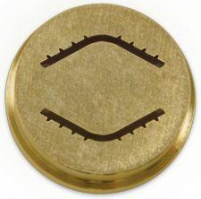 Nudelformschneider/Matrize 110 mm Für Conchiglia Rustica