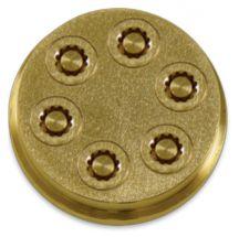 Nudelformschneider/Matrizen Maccheroni Rigati 15 mm