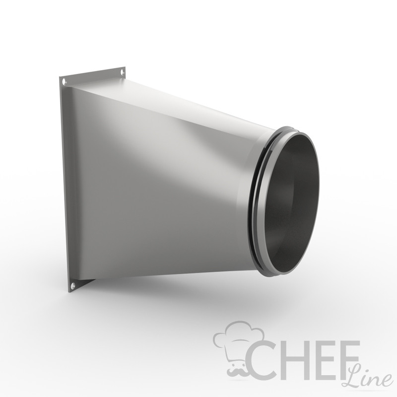 Hopper Collars For UF1 and UF2 Active Carbon Filters