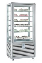 Commercial Upright Ice Cream Display Freezer 541 Litres