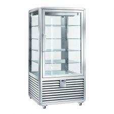 Commercial Upright Ice Cream Display Freezer 832 Liters +5°C/-20°C